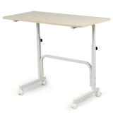 生活诚品 电脑桌 可移动床边桌 工作台CJ80040