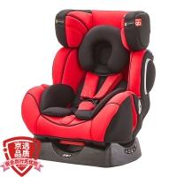gb好孩子高速汽车儿童安全座椅 欧标五点式安全带 双向安装 CS726-N018 红黑色 (0-7岁)