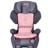 Kiddy 领航者fix 汽车儿童安全座椅 isofix接口 莉莉公主 限量款(约3岁-12岁)