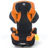 Kiddy 领航者fix 汽车儿童安全座椅 isofix接口 经典款 佳发橙(约3岁-12岁)