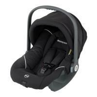 kiddy新生婴儿提篮德国奇蒂 黑色佳宝巢 车载提篮式汽车儿童安全座椅