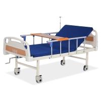 中伟护理床家用多功能医疗升降医用床医院孕妇老人病人床带床垫万向轮2米*0.9米*0.5米