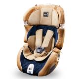kiwy原装进口宝宝汽车儿童安全座椅isofix硬接口9个月-12岁 意大利手工真皮定制 托斯卡纳