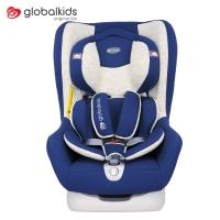 环球娃娃(GLOBALKIDS)宝宝汽车儿童安全座椅 正反向安装 适合约0-4岁宝宝-超能战舰5160 博卡帝蓝