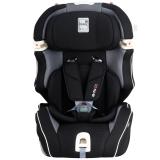 kiwy原装进口宝宝汽车儿童安全座椅isofix硬接口 9个月-12岁 无敌浩克荣耀版 典雅黑
