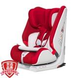宝贝第一Babyfirst 宝宝汽车儿童安全座椅 isofix接口 海王盾舰队(经典红)9个月-12岁