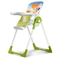 法国babysing多功能儿童餐椅便携可折叠宝宝椅现代简约婴幼儿吃饭餐椅 A502A 缤纷童年