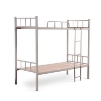 佐盛学生公寓床铁架床上下铺床免螺丝双层床成人床带床板定制款
