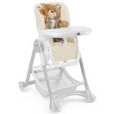 康维佳 意大利CAM宝宝餐椅吃饭多功能可折叠婴儿餐椅餐桌椅座椅 儿童餐椅 小米熊