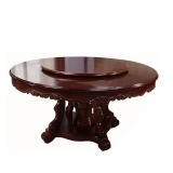 双箭 实木圆桌餐桌餐台桌子 SJ-5900