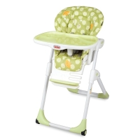 巧儿宜(JOIE)英国儿童餐椅 梦奇多功能 可折叠便携宝宝餐椅 欢乐小鸟