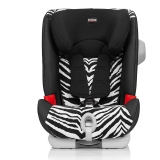 宝得适/百代适britax 宝宝汽车儿童安全座椅isofix接口 百变骑士 适合约9个月-12岁(小斑马)