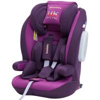ZazaBaby汽车安全座椅9个月-12岁 isofix硬接口儿童安全座椅