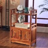 粤顺 红木餐边柜 实木茶水架中式客厅餐厅储物柜 375