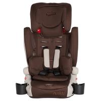 阿普丽佳Aprica 婴儿汽车安全座椅(3-12岁)-舒适舱汽车座椅 棕色 APRC8AJ80DXRN