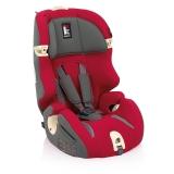 英吉利那(inglesina)美耐I-FIX儿童安全座椅 意大利原装进口9个月-12岁isofix接口 红色isofix