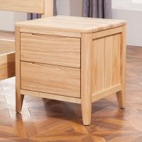 中格家具(ZHONGE)实木床头柜 5C101