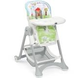 康维佳 意大利CAM宝宝餐椅吃饭多功能可折叠婴儿餐椅餐桌椅座椅 儿童餐椅 童话屋