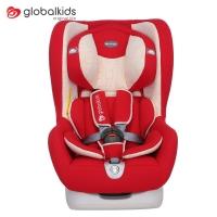 环球娃娃(GLOBALKIDS)宝宝汽车儿童安全座椅 正反向安装 适合约0-4岁宝宝-超能战舰5160 玛莎拉红