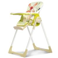 法国babysing多功能儿童餐椅便携可折叠宝宝椅现代简约婴幼儿吃饭餐椅 A502A 美好时光