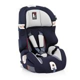 英吉利那(inglesina)美耐I-FIX儿童安全座椅 意大利原装进口9个月-12岁isofix接口 蓝色isofix
