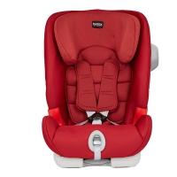 宝得适/百代适Britax汽车用儿童安全座椅isofix 9个月-12岁宝宝 百变骑士 II 热情红