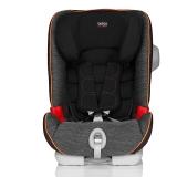 宝得适/百代适britax 宝宝汽车儿童安全座椅isofix接口 百变骑士 适合约9个月-12岁(曜石黑)
