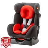 gb好孩子汽车儿童安全座椅 双向安装 CS888-W-D108 红黑色 0-25KG(0-7岁)