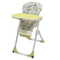 巧儿宜(JOIE)英国儿童餐椅 梦奇多功能 可折叠便携宝宝餐椅 动物丛林