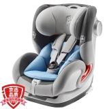 宝贝第一(Babyfirst)安全座椅 儿童安全座椅 约9个月-12岁 铠甲舰队尊享版PLUS  太狼灰