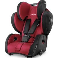 瑞凯威(RECARO)超级大黄蜂 德国原装进口儿童汽车座椅 适用9个月-12岁 红色