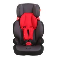 好孩子(Goodbaby)儿童汽车安全座椅CS901-N-N003黑灰红 9-36kg(约9个月-13岁)