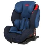 Mama&Bebe儿童安全座椅婴儿宝宝汽车座椅车载ISOFIX硬接口霹雳加强型ISOFIX 9个月-12岁 蓝色