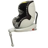 宝得适/百代适britax 宝宝汽车儿童安全座椅isofix接口 双面骑士 适合约0-4岁(小斑马)
