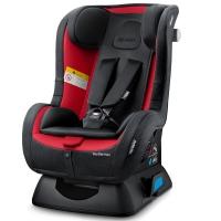 瑞凯威RECARO儿童安全座椅百年品牌美国队长2 0-4岁宝宝汽车安全座椅3C认证 红色
