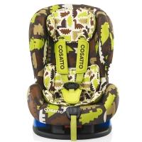 英国品牌cosatto 琥特乐HOOTLE 婴儿宝宝汽车安全座椅0-4岁 小恐龙