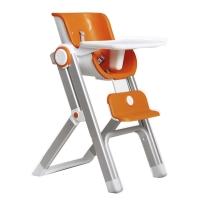 宝贝第一(Babyfirst)Skido食趣多 宝宝餐椅多功能儿童餐椅适合约6个月-3岁(阳光橙)