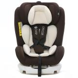 首席官(CHIEF OFFICER)梦想家 汽车儿童安全座椅0-12岁双向可躺isofix硬接口 夏日摩卡