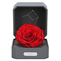 繁花集 LoveLetter情书系列12星座天秤座永生花玫瑰礼盒
