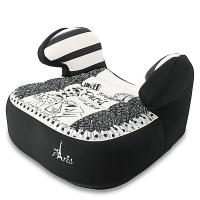 塞诺堡儿童安全座椅增高垫 3-12岁汽车用便携式宝宝车载坐椅坐垫 法国原装进口 时尚巴黎米