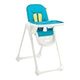 gb好孩子儿童餐椅 多功能可折叠便携婴儿餐椅可坐可躺宝宝餐椅(7个月-36个月)森林绿Y5900-J001G