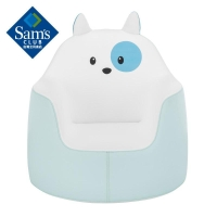 喜迪世 韩国品牌 小狗儿童沙发 动物沙发 十二生肖狗年吉祥物玩具 宝宝迷你沙发 幼儿园单人座椅