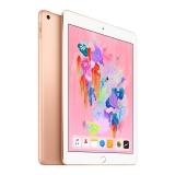Apple iPad 平板电脑 2018年新款9.7英寸(128G WLAN版/A10 芯片/Retina显示屏/Touch ID MRJP2CH/A)金色