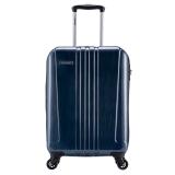 瑞士军刀威戈(Wenger)拉杆箱 男女商务休闲 PC+ABS 22英寸万向轮行李箱旅行箱 锐志蓝 SAX731118105057