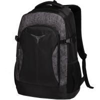 爱华仕(OIWAS)双肩包电脑包休闲背包学生书包男女 笔记本包15英寸大容量休闲户外运动包 4000黑色