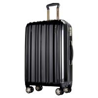 莎米特SUMMIT 旅行拉杆箱28英寸PC材质大容量旅行行李箱PC154 黑色