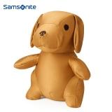 新秀丽(Samsonite) 舒适二合一小狗旅行枕/靠枕Z34*03247棕色