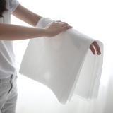 欣沁 一次性毛巾纯棉浴巾2件套 旅游用品非压缩毛巾