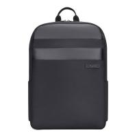 美旅AmericanTourister明星同款韩版双肩背包 笔记本电脑包男女书包双肩包AG0*116黑色