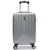 瑞士军刀威戈(Wenger)拉杆箱行李箱旅行箱24英寸ABS材质银色SAX631117107068